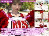3DCGバーチャルグラビアアイドル『桜庭瑠華』(さくらばるか)が、チアリーディング衣装でエッチなダンスを踊りまくる様子をビデオカメラで収めた盗撮動画!