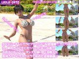 3DCGバーチャルグラビアアイドル『桜庭瑠華』(さくらばるか)が、裸同然のヒモヒモTバックビキニ水着でお尻ふりふりベリーダンスを踊りまくる様子を真後ろからビデオカメラで収めた盗撮動画!