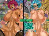 QUEEN HEAVEN HELLS GATE Vol.3 ゼリーマン編