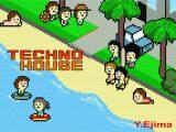 音楽素材「テクノハウス」TECHNO HOUSE