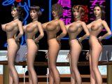 女子アナ倶裸部 プロローグ